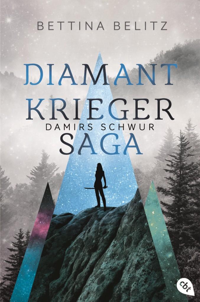 Cover von Damirs Schwur (Diamantkrieger-Saga)