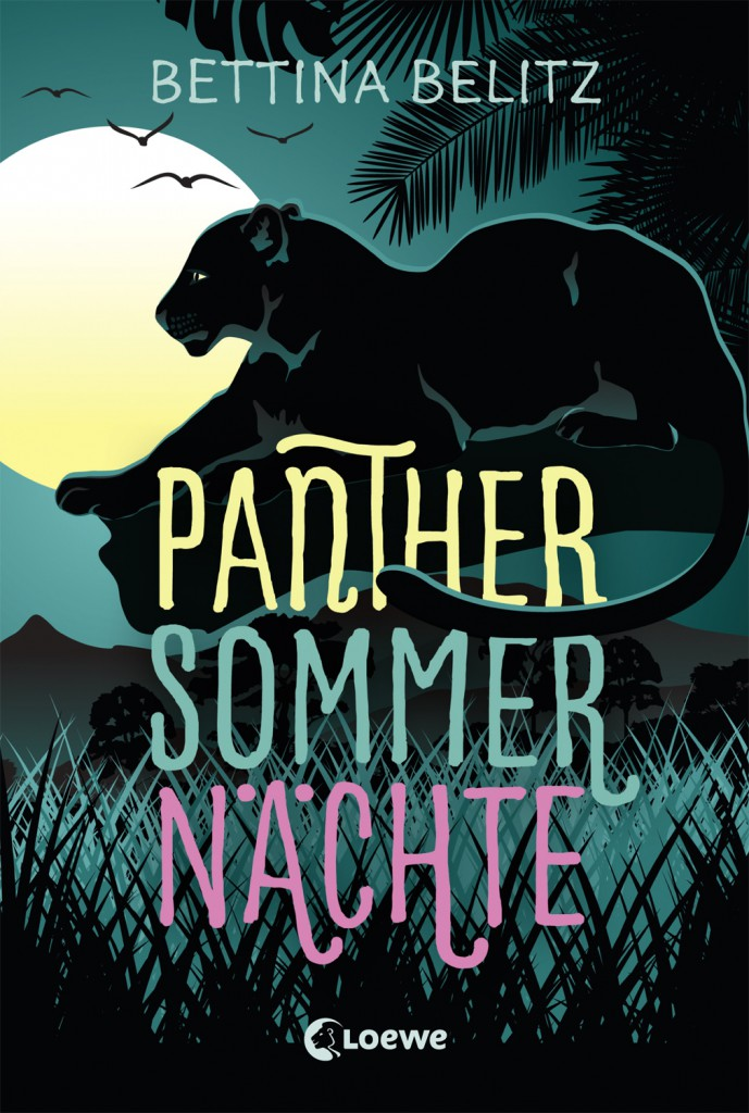 Cover Panthersommernaechte