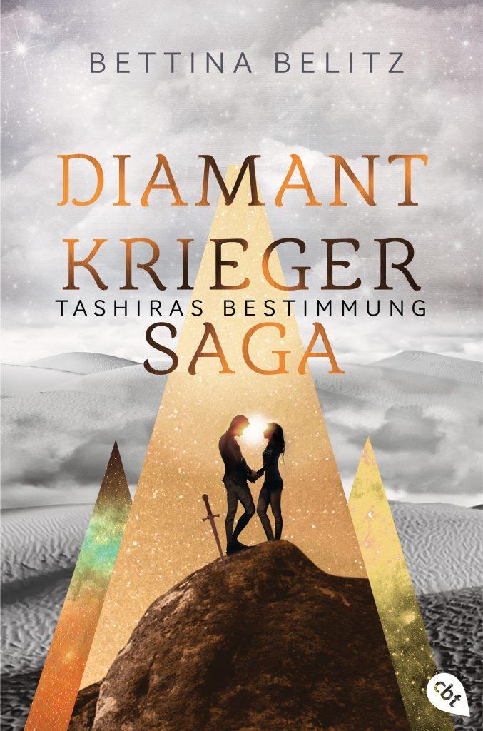Dimantkrieger-Saga Band 2 - Tashiras Bestimmung