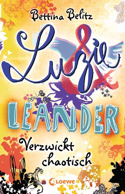Cover von Luzie & Leander Band 3
