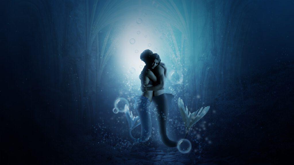 Wasserwesen haben seit jeher eine magische Anziehungskraft auf Menschen