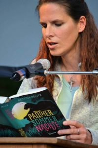 Lesung mit Bettina Belitz (Foto: Anette Leister/Katze mit Buch)